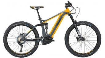 Conway eMF 527 Plus 27.5+/650B+ MTB(山地) E-Bike 整车 型号 L grey matt/橙色 款型 2019