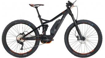 """Conway eWME 327 27.5""""/650B MTB E- bike bike size XL black matt/orange 2019"""