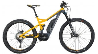 "Conway eWME 427 MX 27.5"" / 650B MTB E-Bike Komplettrad grey matt/orange Mod. 2019"