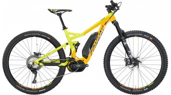 "Conway eWME 629 29"" MTB E-Bike Komplettrad orange/green Mod. 2019"