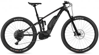"Ghost Hybride SLAMR S8.7 LC U 29""/27.5+ E-Bike Komplettrad titanium gray/microchip gray/riot red Mod. 2020"