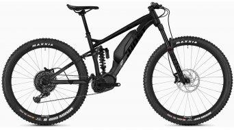 "Ghost Hybride SLAMR X S4.7+ AL U 29""/27.5+ E-Bike 整车 型号 night black/jet black/iridium silver 款型 2020"