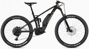 "Ghost Hybride SLAMR X S5.7+ LC U 29""/27.5+ E-Bike Komplettrad Gr. S titanium gray/classic tan/urban gray Mod. 2020"