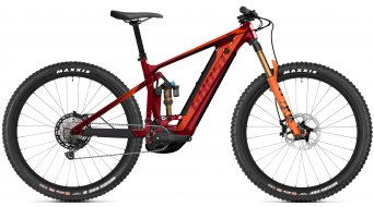 "Ghost E-Riot Trail PRO 27.5"" E-Bike MTB(山地) 整车 型号_S darkred/shrlava 款型 2021"