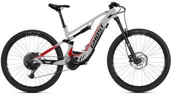 """Ghost Hybride ASX Base 160 29""""_/_27.5+ elektromos kerékpár MTB komplett kerékpár Méret_M ezüst/jet_black 2021 Modell"""