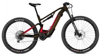 "Ghost Hybride ASX Essential 130 29""_/_27.5+ E-Bike MTB bici completa mis._M darkchoco/metbrown mod. 2021"