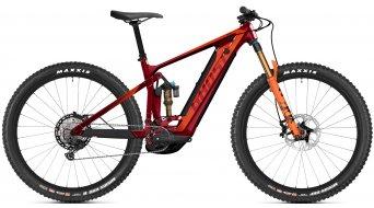 """Ghost E-Riot Trail per 29"""" e-bike MTB fiets maat.#*en*#XL darkred/shrlava model 2021"""