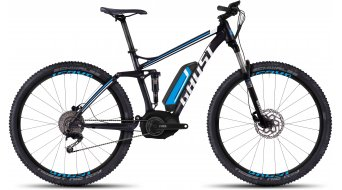 Ghost Teru FS 5 29 E-Bike Komplettbike black/blue/white Mod. 2016