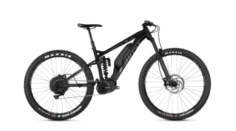 Ghost Hybride SLAMR S1.7+ AL U 27.5+ E-Bike bici completa . night black/urban gray/iridium silver mod. 2019