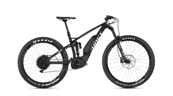 Ghost Hybride SLAMR S4.7+ LC en 27.5+ e-bike fiets titanium gray/star white/riot red model 2019