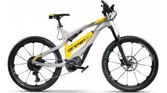 """Greyp G6.3 Rebel FS 27.5"""" MTB E-Bike Komplettrad weiß/hellgrau/gelb Mod. 2020"""