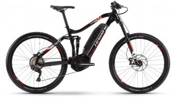"Hai bike SDURO FullSeven LT 2.0 27.5"" MTB E-Bike black/white/red 2020"