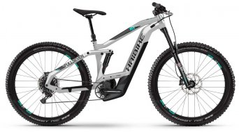 "Hai bike SDURO FullSeven LT 7.0 27.5"" MTB E-Bike black/grey/tourquoise 2020"