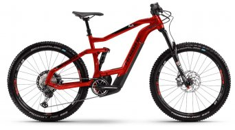 "Hai bike SDURO FullSeven LT 8.0 27.5"" MTB E-Bike red/black/grey 2020"