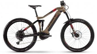 """Haibike SDURO FullSeven Life LT 4.0 27.5"""" MTB(山地) E-Bike 整车 型号 sand/coral/黑色 款型 2020"""