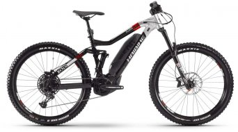"Haibike XDURO AllMtn 2.0 27.5"" MTB E-Bike Komplettrad schwarz/silber/rot Mod. 2020"