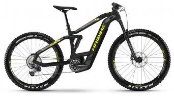 """Haibike XDURO AllMtn 3.5 27.5"""" MTB(山地) E-Bike 整车 型号 黑色/黑色/青柠色 款型 2020"""
