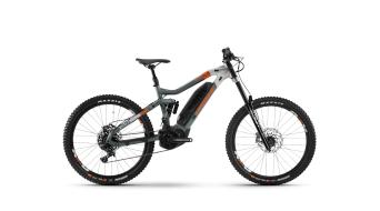 """Haibike XDURO Dwnhll 8.0 27.5"""" MTB e-bike fiets groene/wit/orange model 2020"""