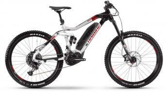 "Haibike XDURO Nduro 2.0 27.5"" MTB E-Bike Komplettrad silber/schwarz/rot Mod. 2020"