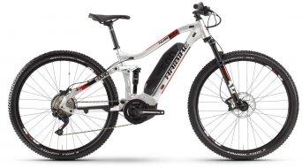 """Haibike SDURO FullNine 2.0 29"""" MTB(山地) E-Bike 整车 型号 银色/红色/黑色 款型 2020"""