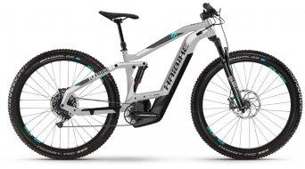 """Haibike SDURO FullNine 7.0 29"""" MTB(山地) E-Bike 整车 型号 黑色/灰色/绿松石色 款型 2020"""