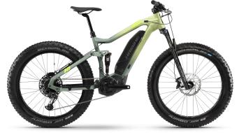 Hai bike FullFatSix 26 E- bike MTB bike size M canary/bamboo  mat 2021