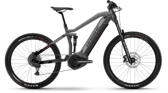 Haibike AllMtn 2 29 / 27.5 E-Bike MTB bici completa titan/negro/coral Mod. 2021