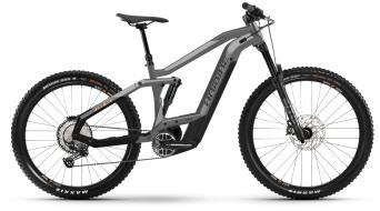 Haibike AllMtn 4 29 / 27.5 E-Bike MTB bici completa mis. XL cool grigio/nero matte mod. 2021