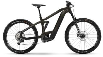 Haibike AllMtn 5 29 / 27.5 E-Bike MTB Komplettrad Gr. L black/titan matte/glossy Mod. 2021