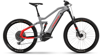 Haibike AllMtn 6 29 / 27.5 E-Bike MTB Komplettrad matte Mod. 2021