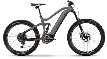 Haibike AllMtn SE 29 / 27.5 E-Bike MTB(山地) 整车 型号 titan/black/yellow matte 款型 2021