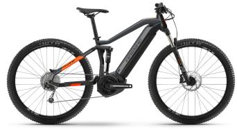"""Haibike FullNine 4 29"""" elektromos kerékpár MTB komplett kerékpár cool grey/lava matte 2021 Modell"""
