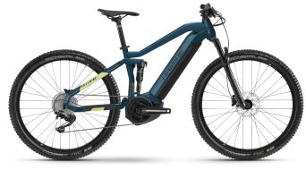 Hai bike FullNine 5 29 E- bike MTB bike size L blue/canary 2021