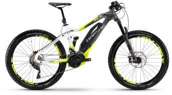 Hai bike SDURO AllMtn 7.0 27.5 MTB E- bike bike size M titanium/white/lime Yamaha PW-X-Antrieb 2017