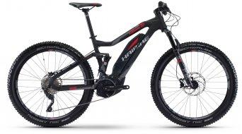 Hai bike SDURO FullSeven 7.0 27.5 MTB E- bike bike size L black/red/titanium matt Yamaha PW-X-Antrieb 2017