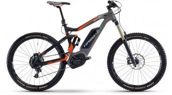 Hai bike XDURO NDURO 8.0 27.5 MTB E- bike bike black/titanium/orange matt Bosch Performance CX-Antrieb 2017