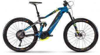 """Hai bike XDURO AllMtn 9.0 500Wh 27.5"""" MTB E- bike bike size S titanium/blue/black matt 2018"""