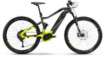 """Haibike SDURO FullNine 9.0 500Wh 29"""" MTB e-bike fiets titanium/lime/zwart model 2018"""