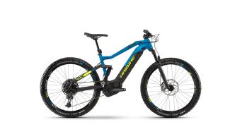 "Haibike SDURO FullSeven 9.0 500Wh 27,5"" MTB(山地) E-Bike 整车 型号 黑色/蓝色/黄色 matt 款型 2019"