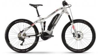 "Haibike SDURO FullSeven Life LT 3.0 500Wh 27.5""/650B MTB e-bike fiets grijs/grijs/coral model 2019"