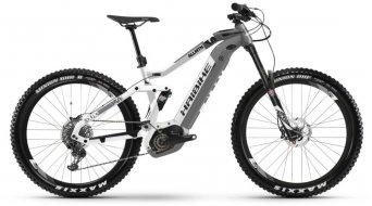 "Haibike XDURO AllMtn 3.0 500Wh 27.5"" / 650B MTB E-Bike Komplettrad weiß/grau/schwarz Mod. 2019"