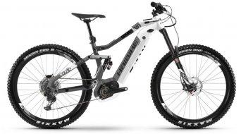 "Haibike XDURO Nduro 3.0 500Wh 27.5"" / 650B MTB E-Bike Komplettrad grau/weiß/schwarz Mod. 2019"