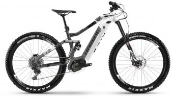 "Haibike XDURO Nduro 3.0 500Wh 27.5""/650B MTB E-Bike bici completa gris/blanco/negro Mod. 2019"