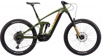 Kona Remote 160 27.5 E-Bike MTB Komplettrad satin fatigue green Mod. 2021
