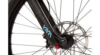 """KONA Remote Ctrl 27,5"""" MTB e-bike maat S charcoal model 2019"""