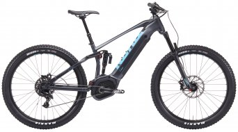 "KONA Remote Ctrl 27,5"" MTB e-bike charcoal model 2019"