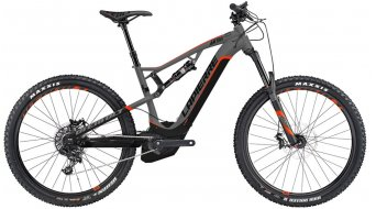 Lapierre Overvolt AM900i+ Bosch Integrated 650B+/27.5+ MTB E-Bike bici completa Mod. 2018