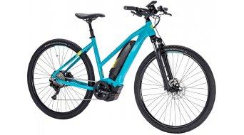 """Lapierre Overvolt Crocsatlakozó 800 W 29"""" MTB elektromos kerékpár női komplett kerékpár Méret 53cm (L) Yamaha-meghajtás 2018 Modell"""