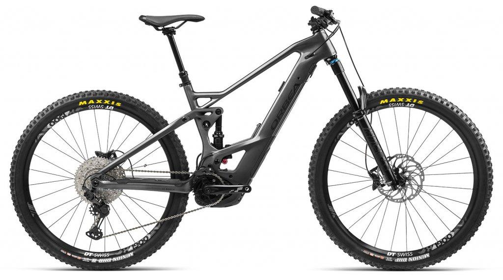 Orbea Wild FS M10 29 E-Bike MTB Komplettrad Gr. L gloss anthracite glitter/matte black Mod. 2021