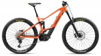 Orbea Wild FS M10 29 E-Bike MTB Komplettrad Gr. L gloss orange/matte black Mod. 2021